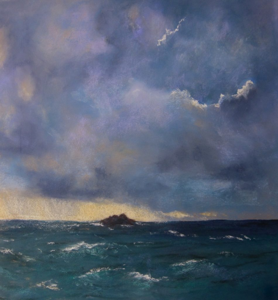 Storm-in-the-Bay-pastels