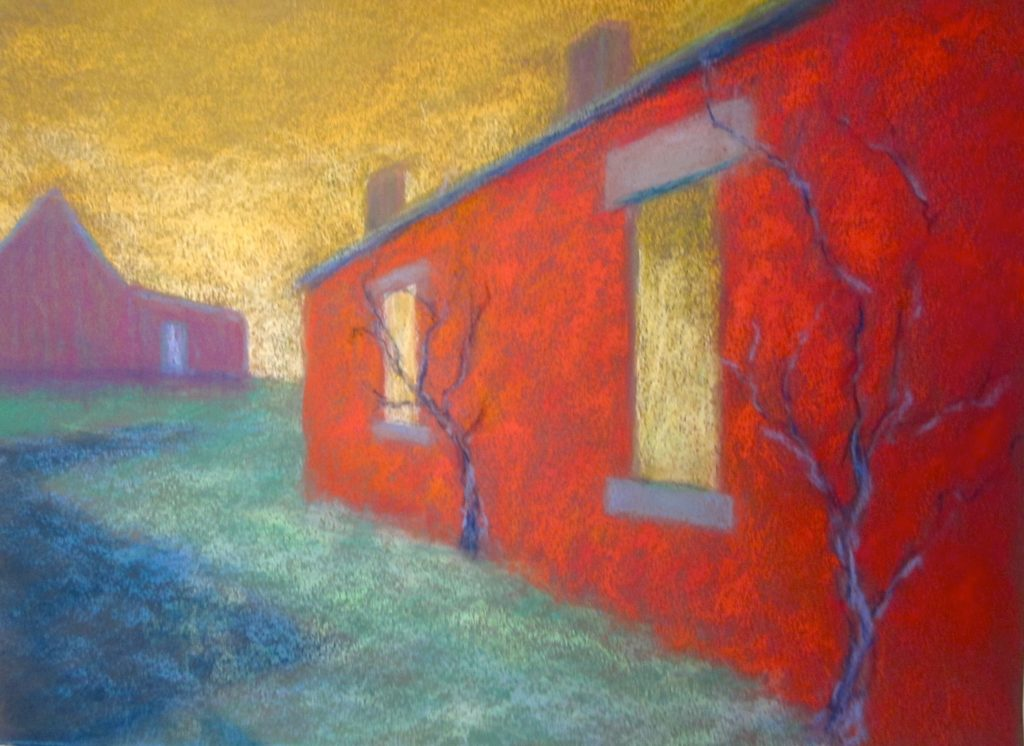 Red-House-pastels