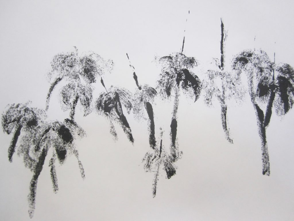 Grass-Trees-monotype