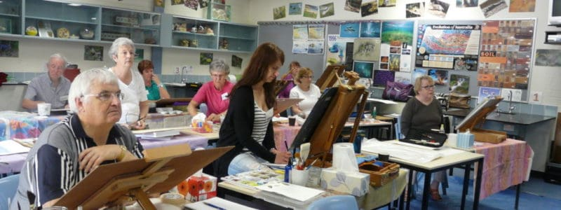 Tutored Workshops and Courses